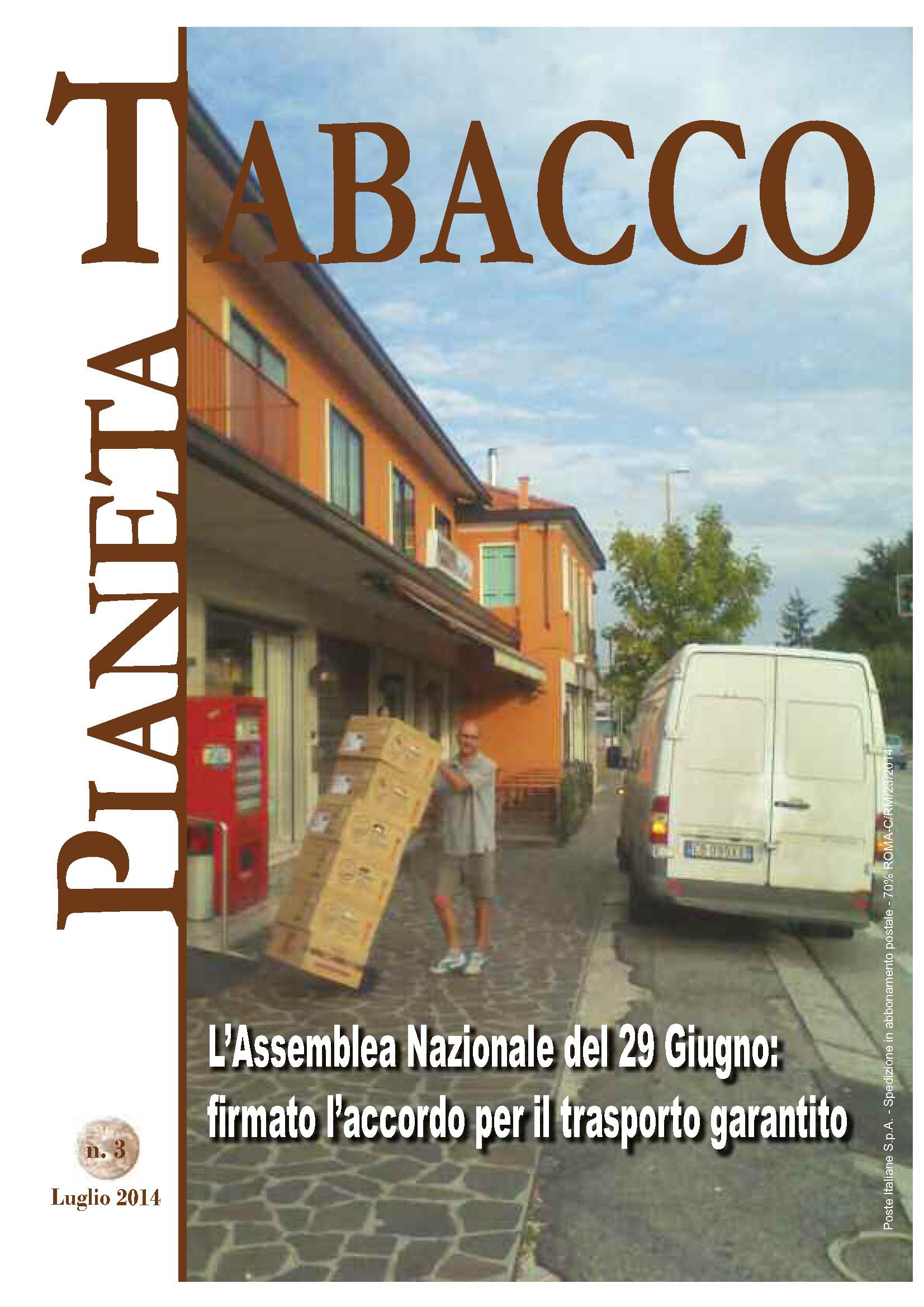Edizione Luglio 2014 – Numero 3